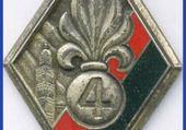 Puzzle en ligne Légion Etrangère 4ème RE