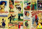 Puzzle vieille affiches