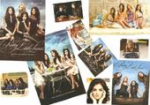 Jeux de puzzle : Pretty Little Liars