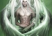 Ange à 4 ailes