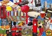 Jeux de puzzle : london