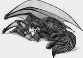 puzzle wolf cub devil