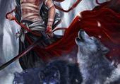 Puzzle Ichigo et ses loups