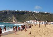 Puzzle plage portugaise