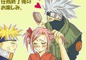 Puzzle Sakura funny