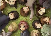 Puzzle Naruto enfants