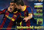 Puzzles Le Barça en finale