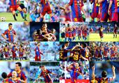 Puzzle FC Barcelone