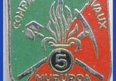 Puzzle Puzzle Légion Etrangère,5ème R.E.