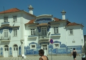 Puzzle la gare au portugal