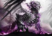 Puzzle Dragon de pierre