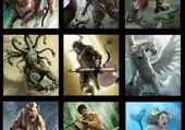 Puzzles Créatures fantastiques