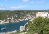 Jeux de puzzle : Entrée du port de Bonifacio