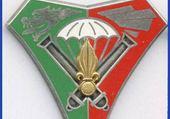 Puzzle Légion Etrangère,2ème REP