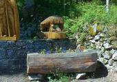 Puzzle sculpture sur bois