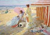 Puzzles sur la plage