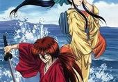 Jeu puzzle kenshin et kaoru