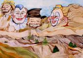 Puzzles Clown