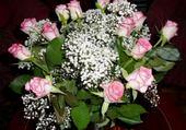 Puzzle gratuit bouquet de roses