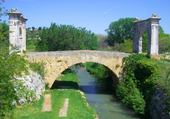 Jeux de puzzle : pont gallo-romain