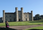 Puzzle gratuit Château de Leeds (GB)