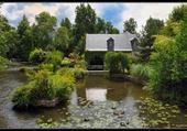 Puzzle gratuit la maison au bord de l eau