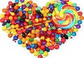 Puzzles coeur de bonbon
