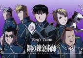 Puzzle Roy's Team