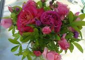 Puzzle gratuit bouquet varié