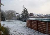 Puzzle neige au pays basque