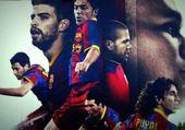 Jeu puzzle FC Barcelone