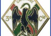 Puzzle Légion Etrangère,4ème REI