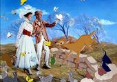 Jeu puzzle Mary Poppins