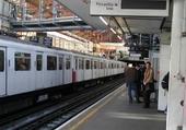 Jeux de puzzle : métro Londres