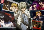 Puzzle Near Death note