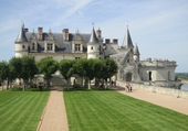 Jeux de puzzle : chateau d'Amboise