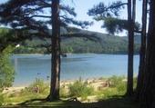 Puzzle lac de Saint Férréol