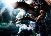 Puzzle storm dragon