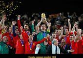 Puzzles L'Espagne championne du monde