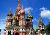 Basilique de Russie