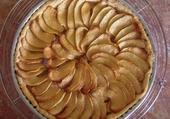 Puzzle tarte aux pommes, miam miam !!