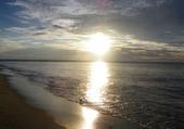 Puzzle coucher de soleil en Guyane