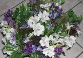 Puzzle Jeux de puzzle : bouquet varié