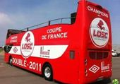 Puzzle Puzzle bus du LOSC champion de France