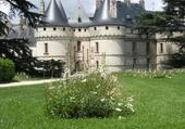 Puzzle Puzzle gratuit chateau de Chaumont sur Loire