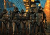 Puzzle Star Wars Clone Wars