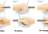 Puzzle position de la main de decoche