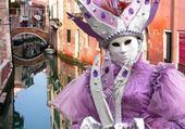 Puzzle Masque Venise