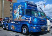 Puzzle en ligne camion de rêve