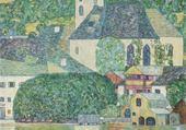 Jeu puzzle Une Eglise par Gustav Klimpt